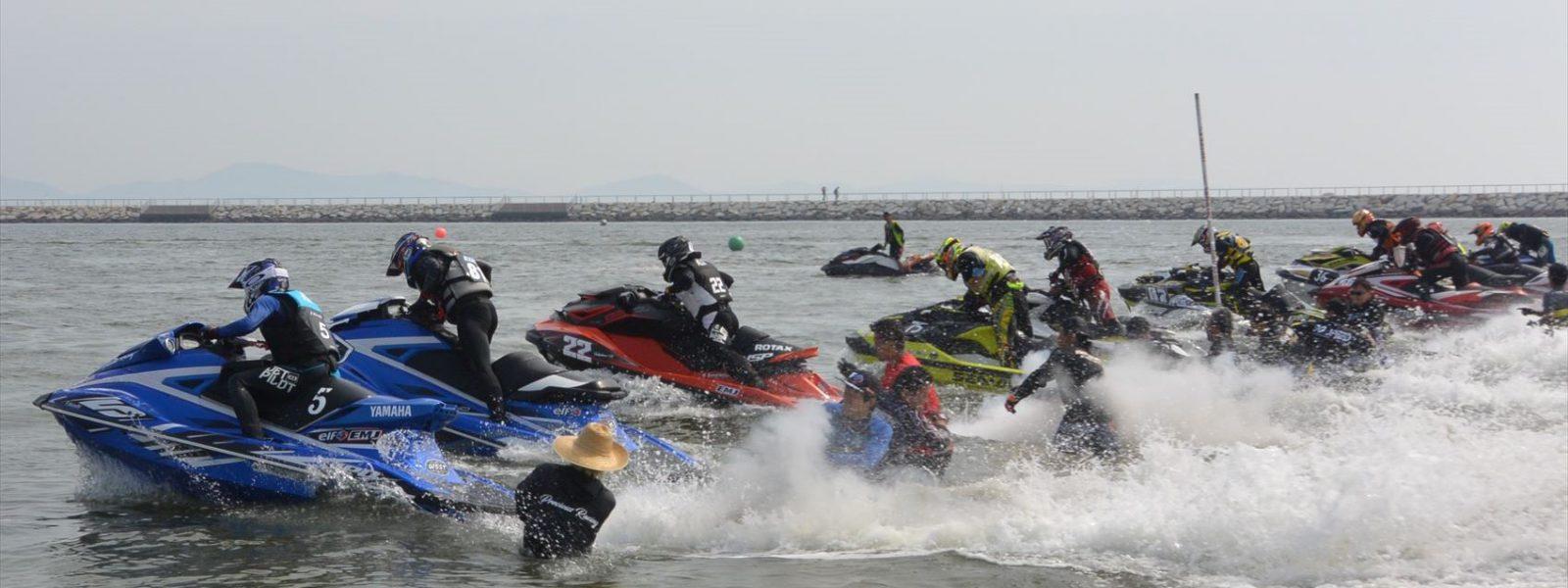 2018年 JJSFレース 第3戦 in ラグーナビーチ蒲郡!