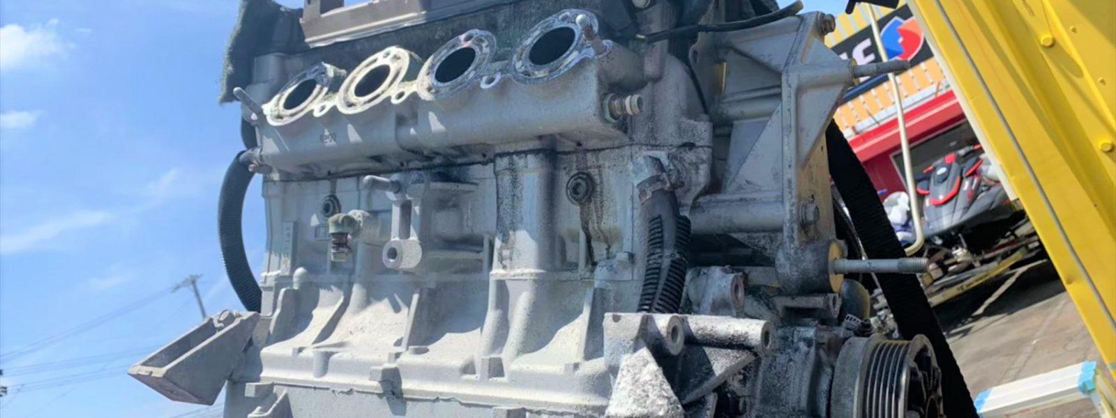 Kawasaki ジェットスキーULTRA310LX エンジン脱着修理!