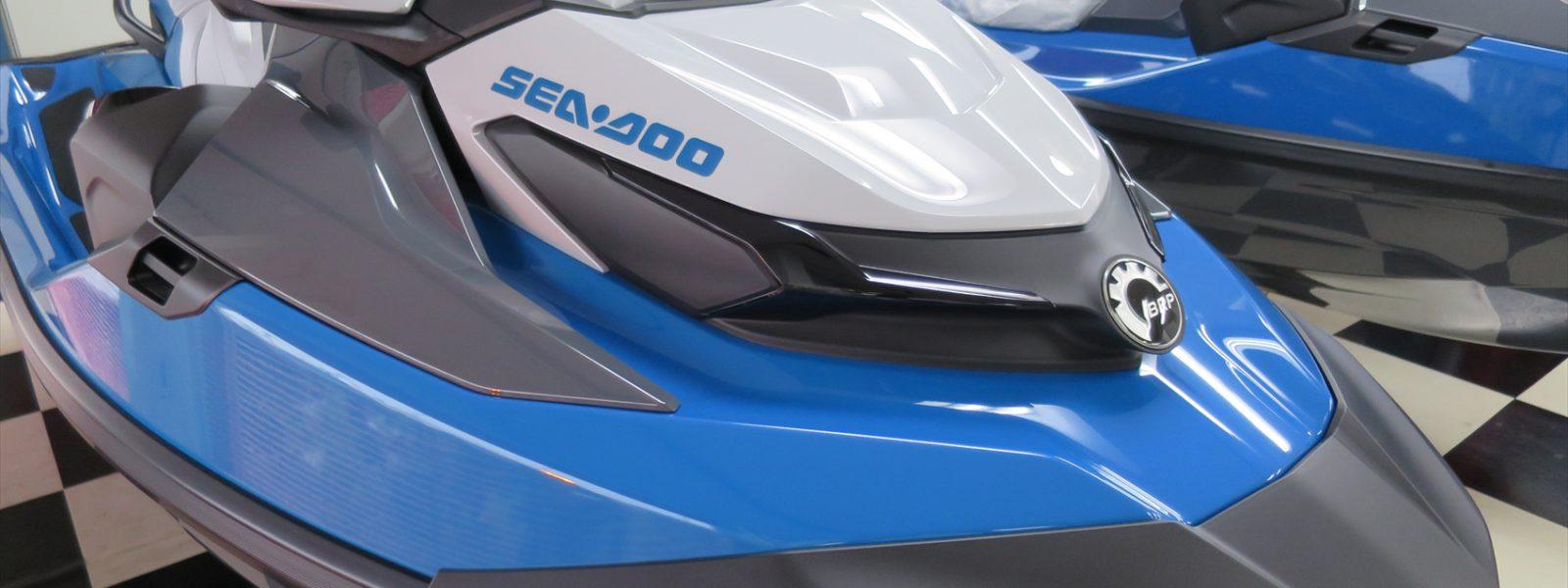 新艇!SEADOO GTX170オーディオ付き またまた入荷!